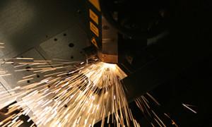 laser-cut